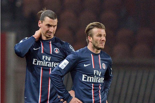David Beckham & Wayne Rooney troll Zlatan Ibrahimovic after ...