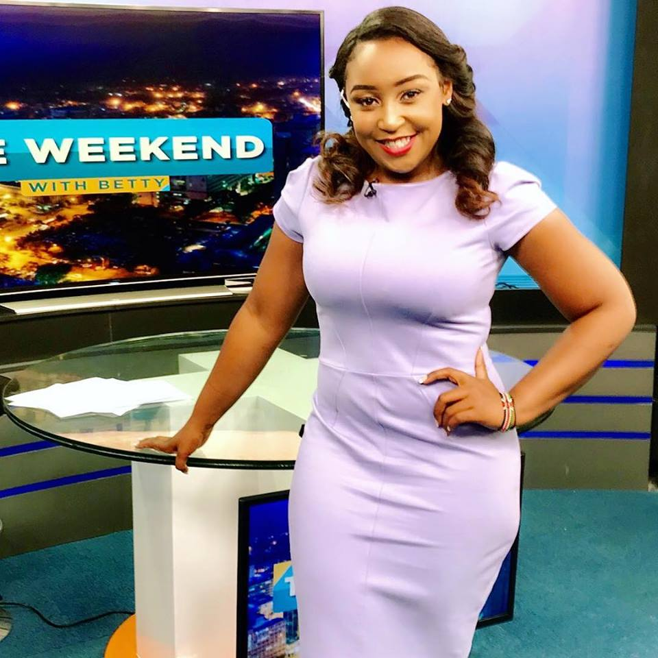 Betty Kyallo to host her beauty queens 'twin' sisters on TV ...
