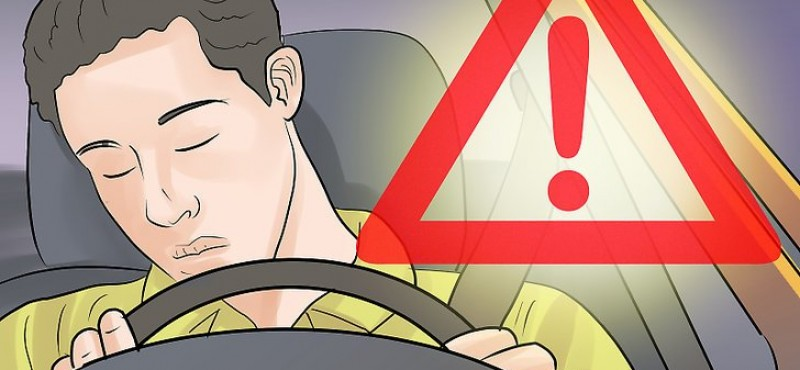 Simple Ways To Stay Awake On The Road - Daily Active