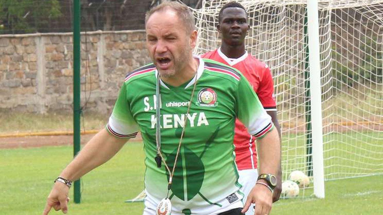 Kenyans rate Sebastian migne's reign as Harambee Stars coach ...
