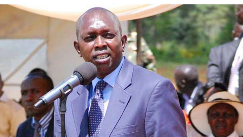 Image result for oscar sudi and Gideon Moi