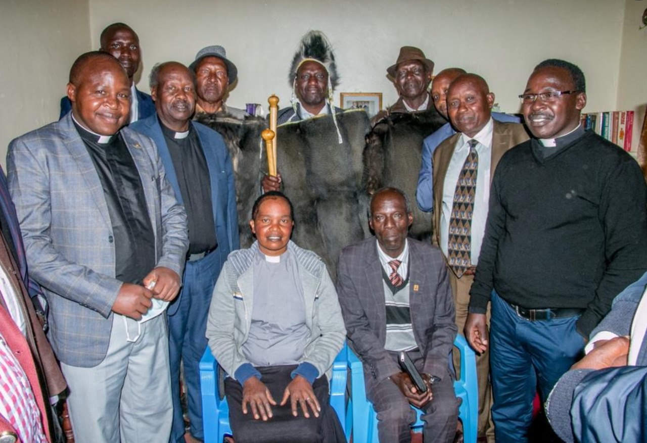 dp ruto talai clan elders